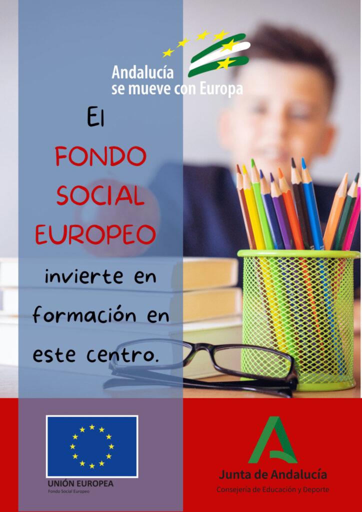El Fondo Social Europeo invierte en formación en este centro